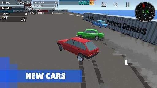 Drift Vaz Driving Simulator  screenshots 3