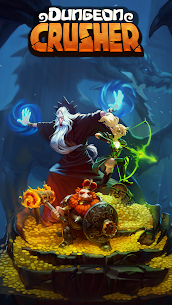 Dungeon Crusher: Soul Hunters 5.1.3 MOD APK [UNLIMITED COINS] 1