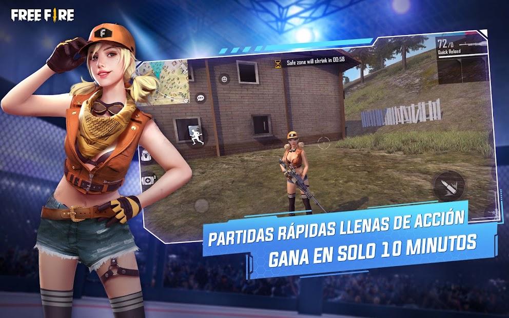 Captura de Pantalla 12 de Garena Free Fire: World Series para android