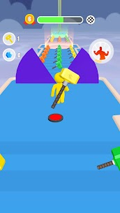 Giant Hammer (MOD, Unlimited Money) For Android 4