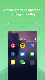 Dual Space – Multiple Accounts MOD (Pro Features) 1