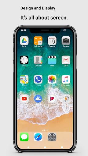 iLauncher 12 Xs Max 4.1.0 Screenshots 1