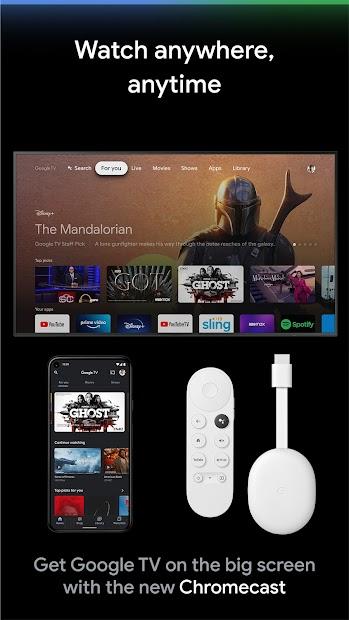 Google TV (previously Play Movies & TV) screenshot 5