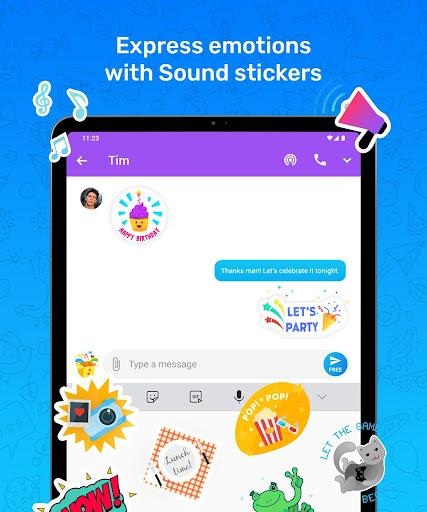 Messenger 1.0 Screenshots 19