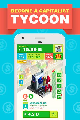 Billionaire Capitalist Tycoon  screenshots 1