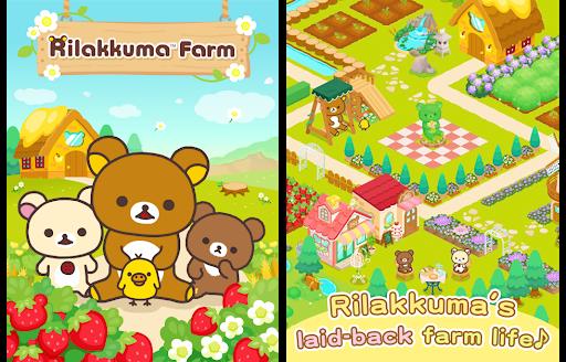 Rilakkuma Farm 3.7.0 screenshots 1