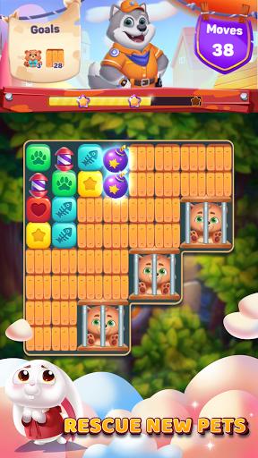 Pet Blast Puzzle - Rescue Game 1.1.0 screenshots 12