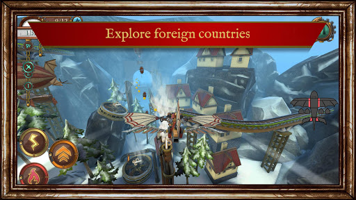Voletarium: Sky Explorers screenshots 1