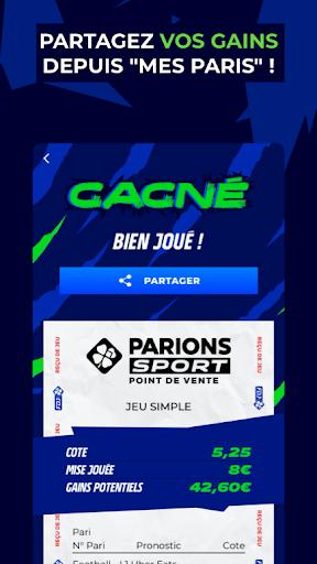 Parions Sport Point De Vente - Paris Sportifs  screenshots 7