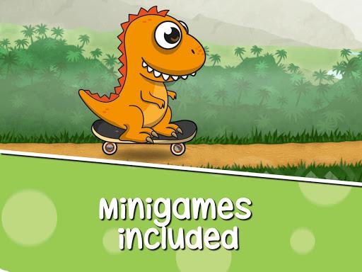 Virtual Pet: Dinosaur life apkdebit screenshots 9