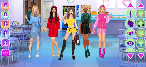 Superstar College Girls Makeover 1 screenshots 23