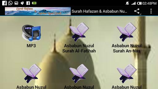 Surah Hafazan & Asbabun Nuzul For PC Windows (7, 8, 10, 10X) & Mac Computer Image Number- 14