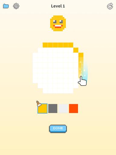 Pixel Paint 3D  screenshots 11