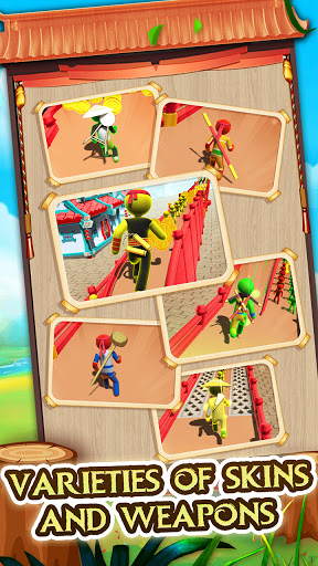 Kung Fu Runner 1.0.7 screenshots 2