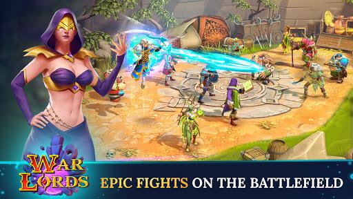 전쟁 군주 (Warlords):전설의 턴제 RPG 이미지[1]