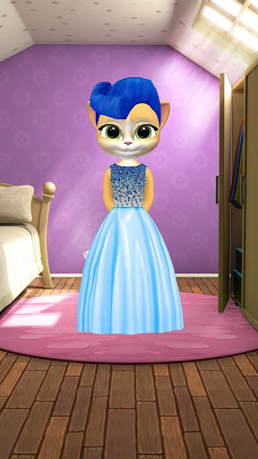 Emma the Cat - My Talking Virtual Pet 2.9 screenshots 10