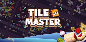Jouez à Tile Master 3D - Triple Match & 3D Pair Puzzle sur PC, le tour est joué, pas à pas!