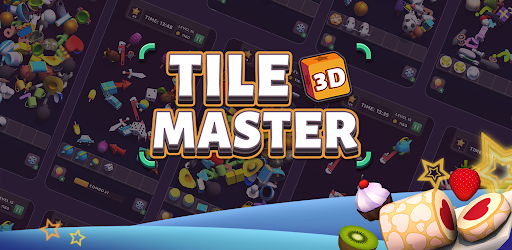 Tile Master 3D - Triple Match & 3D Pair Puzzle APK 0