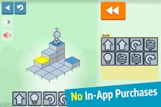 Lightbot Jr : Coding Puzzlesのおすすめ画像5