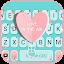تحميل  Girly Love Keyboard Background