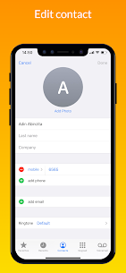 iContacts Mod Apk– iOS Contact (Pro Features Unlocked) 5