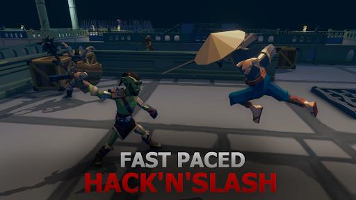 Restless Dungeon - Roguelike Hack 'n' Slash  screenshots 1