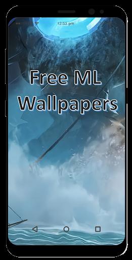 Mobile Wallpapers Legends 2020 Skin 4K-HD 3.2.8 Screenshots 5