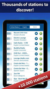 Radio FM ! 4.1.4 Screenshots 5