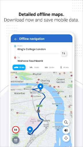 GPS Live Navigation, Maps, Directions and Explore android2mod screenshots 11
