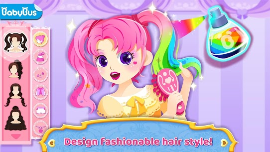 Little Panda: Princess Makeup MOD Apk 8.48.00.01 (Unlimited Money) 1