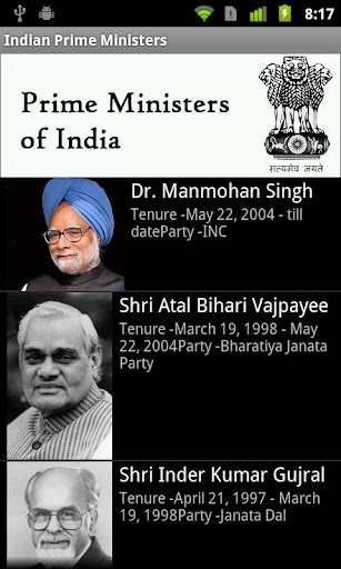 Indian Prime Ministers For PC Windows (7, 8, 10, 10X) & Mac Computer Image Number- 5