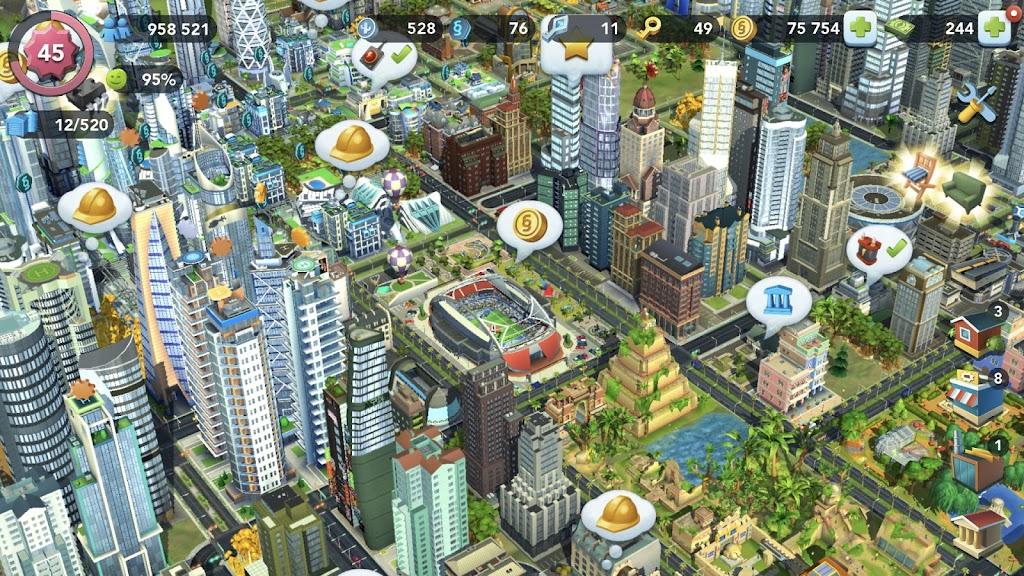 SimCity BuildIt poster 13