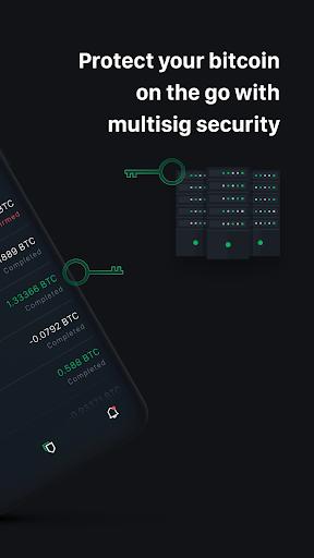 Green: Bitcoin Wallet screenshots 2