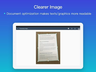 CamScanner MOD APK  5.49.0.20210713 (Premium, Gold Subscription) 9