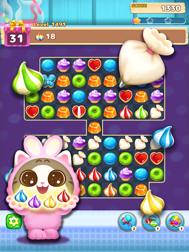 Sugar POP - Sweet Match 3 Puzzle 1.4.4 screenshots 23