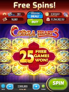 my KONAMI Slots - Casino Games & Fun Slot Machines 1.61.1 screenshots 4