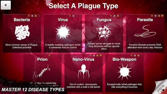 Plague Inc Mod Apk 12
