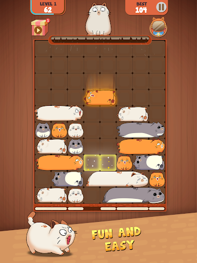 Haru Cats: Slide Block Puzzle 1.4.10 screenshots 12