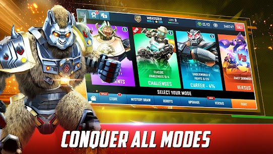 Real Steel World Robot Boxing MOD APK (Unlimited Money/Coins) 7