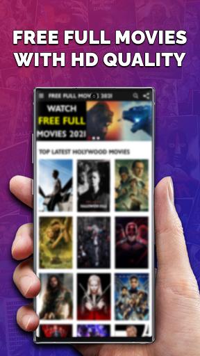 Watch Free Movies 2021 - Free Home Cinema  screenshots 2