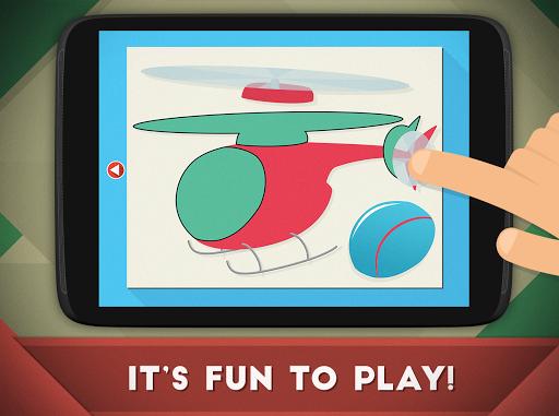Toddler Kids Car Puzzles Free  screenshots 10
