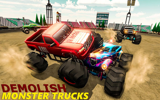 Demolition Derby 2021 - Monster Truck Destroyer modavailable screenshots 9
