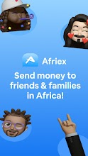 Afriex - Money transfer screenshot thumbnail