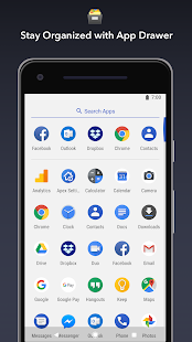 Apex Launcher - Customize,Secure,and Efficient Screenshot