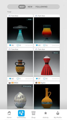 Let's Create! Pottery 2 1.67 screenshots 1