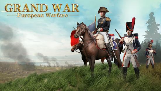 Grand War: Napoleon, Warpath & Strategy Games mod apk