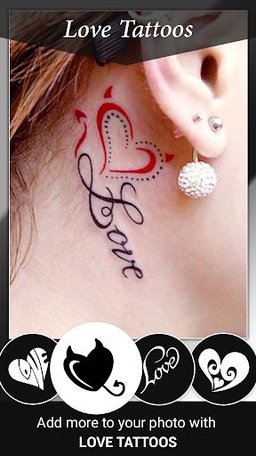 Tattoo Name On My Photo Editor 4.0 Screenshots 2