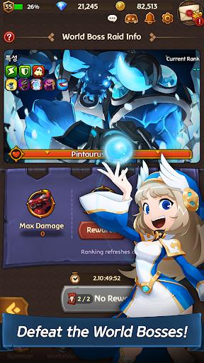 [RPG] Hello Hero: Epic Battle  screenshots 5