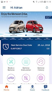 Hyundai Care Screenshot