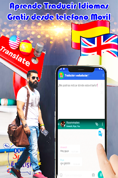 Traductor (INGLES A ESPAÑOL) Gratis Guide Idiomas screenshot 4